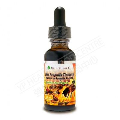 Bee Propolis Tincture 500mg (with alcohol)