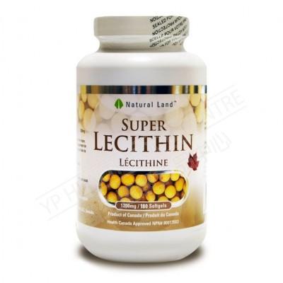 Super Lecithin (180 Capsules)