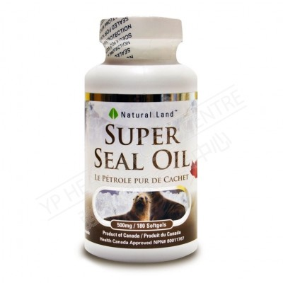 Super Seal Oil (180 Softgels)