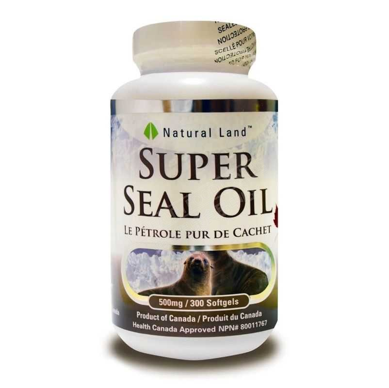 Super Seal Oil (300 softgels)