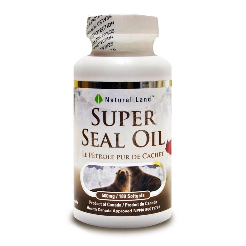 Super Seal Oil (180 Softgels)