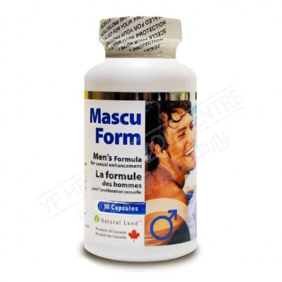 自然喜 Mascu Form Men's Formula